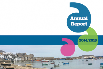Healthwatch Annual Report 2014 to 2015