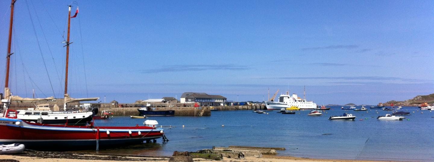 St Mary's harbour
